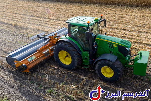 تجهیزات گلخانه -برداشت محصول- شرکت آندرسم البرز