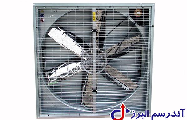 هواکش سایز ۱۴۰ در ۱۴۰ سانتی متر