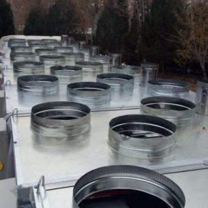 هیتر و سیستم گرمایشی از محصولات تولیدی شرکت آندرسم البرز